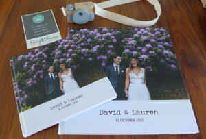 Lauren & David Wedding photobook (1) - low res