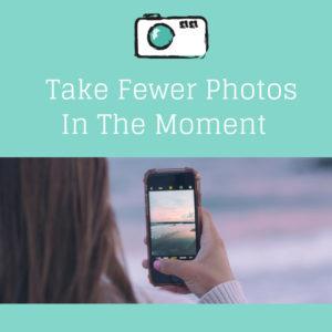 declutter photos