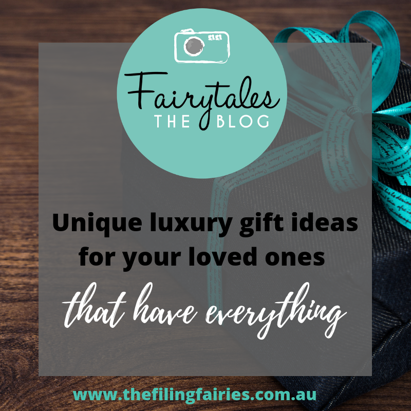 Unique luxury gift ideas for your loved ones that have everything
